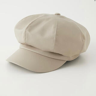 moussy - 本日限定値下げ LAGUA GEM  LEATHER CASQUETTE