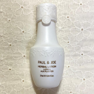 ポールアンドジョー(PAUL & JOE)の新品☆ポール&ジョー ハーバルローション ミニサイズ(化粧水/ローション)