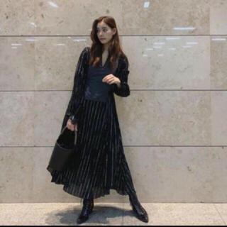 アメリヴィンテージ(Ameri VINTAGE)のゆず様専用ameri vintage washi layered dress(ロングワンピース/マキシワンピース)