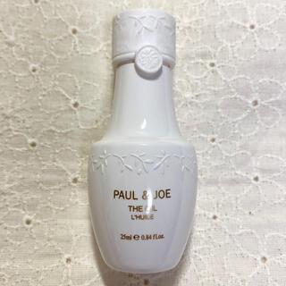 ポールアンドジョー(PAUL & JOE)の新品☆ポール&ジョー オイル ミニサイズ(ボディオイル)