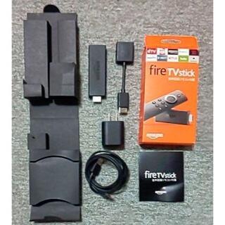 Amazon Fire TV Stick 第2世代◆付属品あり◆非4Kにおすすめ