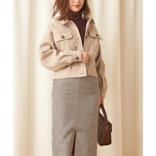 natural couture - 昨年完売商品✴︎ natural couture ボアブルゾン