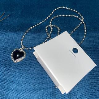 WEGO - 【新品】WEGO ハートネックレス