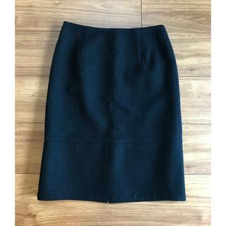 エムプルミエ(M-premier)のM-premier・ウールスカート(ひざ丈スカート)