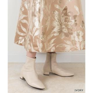 ランダ(RANDA)の【新品】RANDA ショートブーツ2020AW商品(ブーツ)