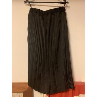 ユナイテッドアローズ(UNITED ARROWS)のプリーツスカート ロングスカート(ロングスカート)