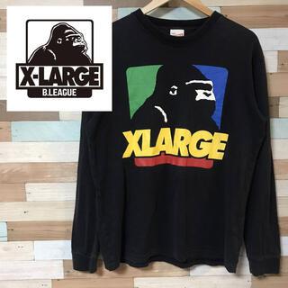 エクストララージ(XLARGE)のX LARGE ロゴ ロンT ストリート L(Tシャツ/カットソー(七分/長袖))