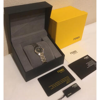 FENDI - 【新品未使用】FENDI フェンディ 腕時計 レディース