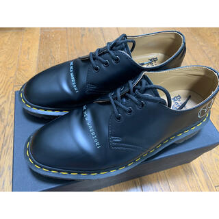 UNDERCOVER - Undercover × Dr.martens 3ホール ブラック UK8