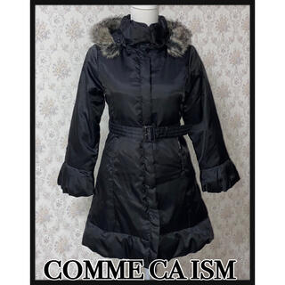 COMME CA ISM - COMME CA ISM  ダウンロングコート 150A 美品