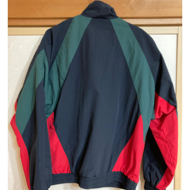 Supreme(シュプリーム)のSupreme Paneled Track Jaket  サイズM 【送料無料】 メンズのジャケット/アウター(ナイロンジャケット)の商品写真