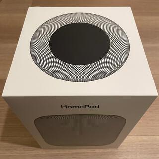 Apple - Apple HomePod ホームポッド スペースグレイ