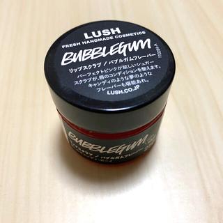 ラッシュ(LUSH)のLUSH バブルガムフレーバー(リップケア/リップクリーム)
