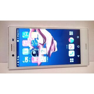 SONY - 送料無料 Xperia X Compact SIMフリー SO-02J ホワイト