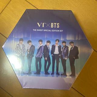 防弾少年団(BTS) - 【未開封】VT X BTS ファンデーション#23 +リップ 2つ