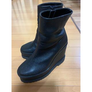 エヴリス(EVRIS)のEVRIS エブリス 厚底ブーツ ショートブーツ 厚底(ブーツ)