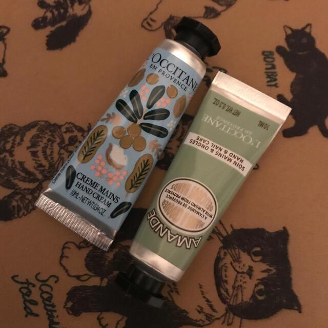 L'OCCITANE(ロクシタン)のロクシタンハンドクリームミニサイズ コスメ/美容のボディケア(ハンドクリーム)の商品写真