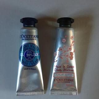 L'OCCITANE - ロクシタン ハンドクリーム 10mL 2個セット
