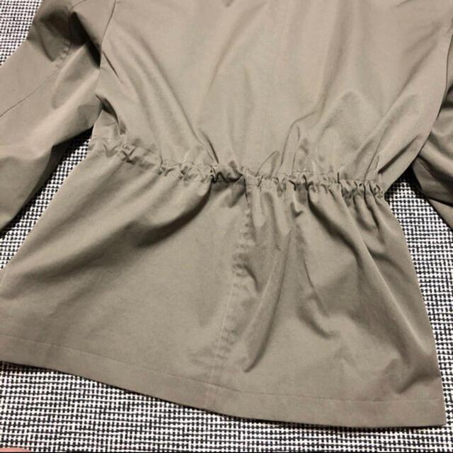 UNTITLED(アンタイトル)のアンタイトル ショートテーラーコート レディースのジャケット/アウター(ミリタリージャケット)の商品写真