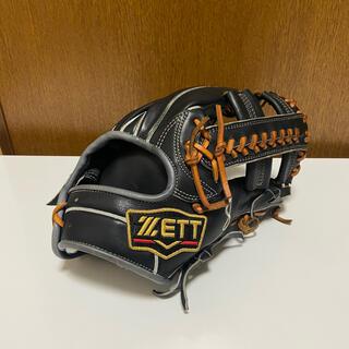 ゼット(ZETT)のZETT プロステイタス オーダー 硬式内野手用 源田モデル(グローブ)