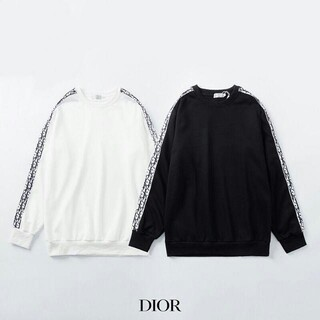 Dior - クリスチャン ディオール長袖トレーナースウェット
