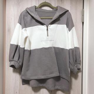 GRACE CONTINENTAL - グレースコンチネンタル♡ジップトップス