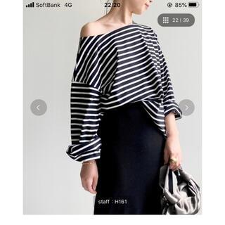 GALLARDA GALANTE - ボーダーロングTシャツ新品