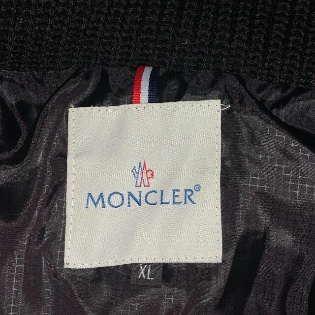MONCLER(モンクレール)のMONCLER モンクレール ダウンジャケット メンズのジャケット/アウター(ダウンジャケット)の商品写真