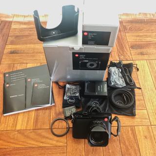 LEICA - Leica Q typ116 ブラック(予備バッテリー/ケース付)