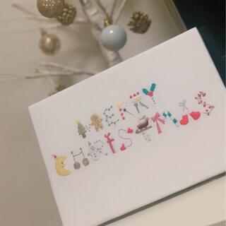 ハンドメイド クリスマス 刺繍ボード