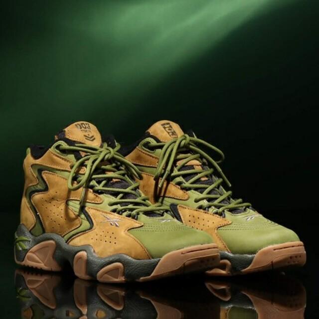 Reebok(リーボック)の定17600円限定アトモス別注リーボックメビウス新品アウトドアダットスニーカー メンズの靴/シューズ(スニーカー)の商品写真