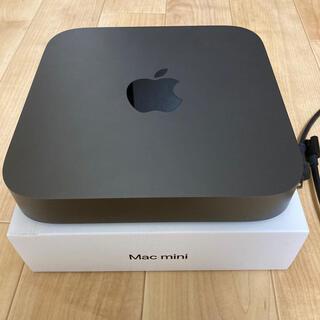 Apple - Mac mini 2018 i7 32GB 512GB