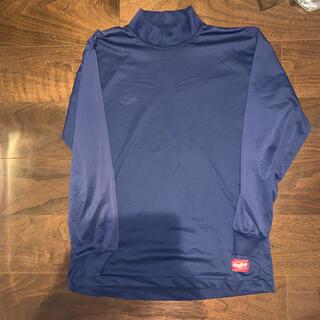 Rawlings - ローリングス アンダーシャツ 紺色 XOサイズ