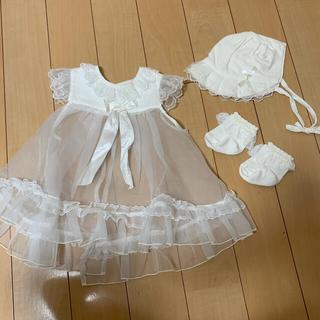 ベビーセレモニードレス 50〜70cm(セレモニードレス/スーツ)