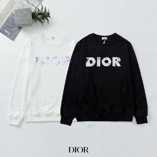 Dior - ✨\2枚12000/ディオールDIOR長袖トレーナースウェット