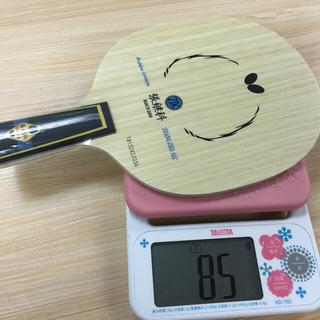 バタフライ(BUTTERFLY)の卓球 バタフライ張継科ALC 中国式(卓球)