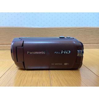 Panasonic - パナソニック HDビデオカメラ HC-W570M