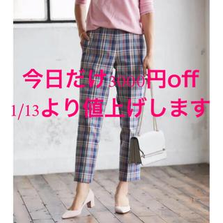 ♡新品未使用♡チェックパンツ♡セブンテン♡seventen