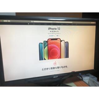 エイサー(Acer)のacer G235H 23インチ モニター 動作良好(ディスプレイ)