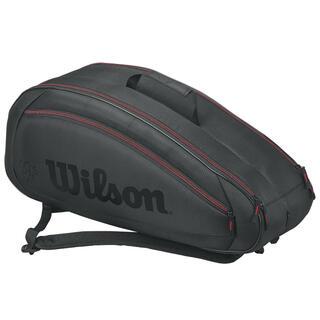 ウィルソン(wilson)のWilson ラケットバッグ(フェデラー使用モデル)(バッグ)