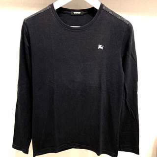 BURBERRY BLACK LABEL - Burberry Black label 長袖Tシャツ