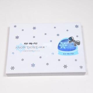 キスマイフットツー(Kis-My-Ft2)のKis-My-Ft2◆SNOW DOMEの約束◆LIVE DVD◆初回盤(ミュージック)