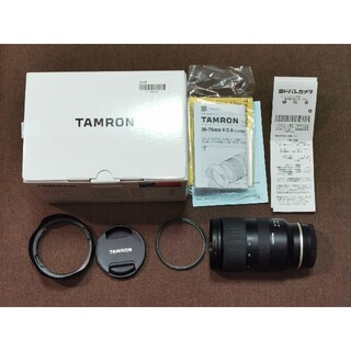 TAMRON 28-75mm F/2.8 Di III RXD E タムロン