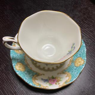 ロイヤルアルバート(ROYAL ALBERT)のロイヤルアルバート コーヒーカップセット(グラス/カップ)