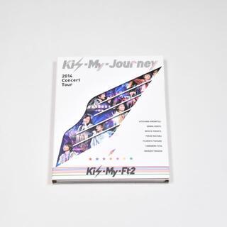 キスマイフットツー(Kis-My-Ft2)の美品◆Kis-My-Ft2◆Kis-My-Journey◆Blu-ray(ミュージック)