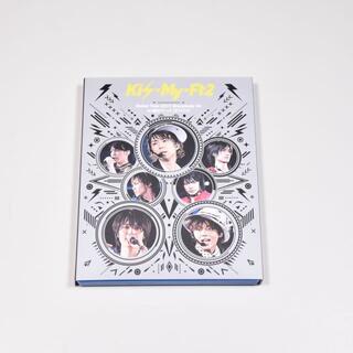 キスマイフットツー(Kis-My-Ft2)の美品◆Kis-My-Ft2◆Debut Tour 2011◆Blu-ray(ミュージック)