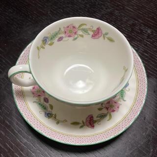 ミントン(MINTON)のミントン コーヒーカップセット(グラス/カップ)