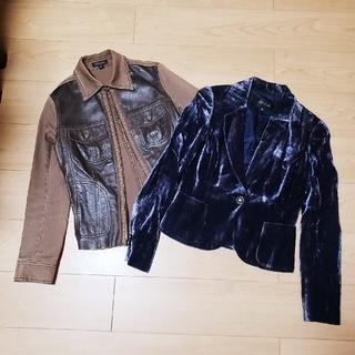 エポカ(EPOCA)の綺麗★エポカ★ジャケット二点(テーラードジャケット)