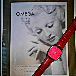 AMO'S STYLE - OMEGA・Ω・1970's・Vintage・Quartz  Custom