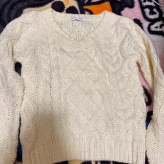 セシルマクビー(CECIL McBEE)の【新品】セーター(ニット/セーター)